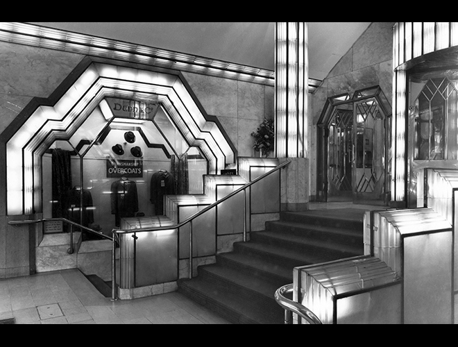 Art Deco - The Royalty Harborne